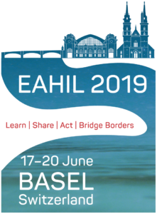 logo for eahil 2019